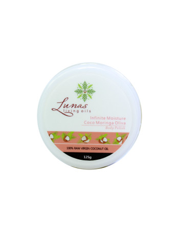 7 Coco Moringa Oliva - Body Polish